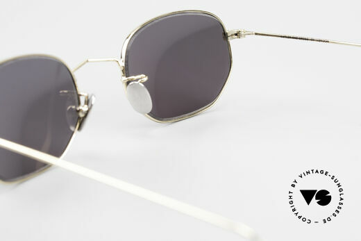 Cutler And Gross 0370 Classic Designer Sunglasses, NO RETRO fashion, but a unique 20 years old Original!, Made for Men and Women