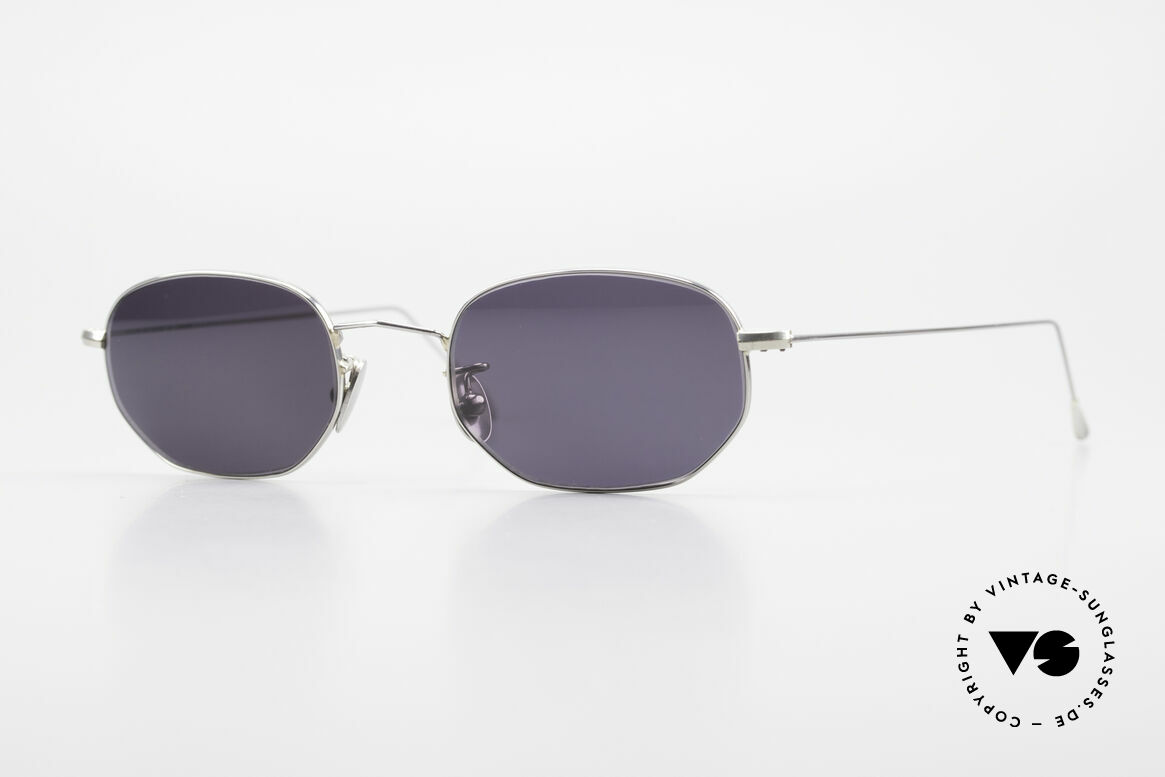 Cutler And Gross 0370 Classic Unisex Sunglasses 90s, CUTLER and GROSS designer shades from the late 90's, Made for Men and Women