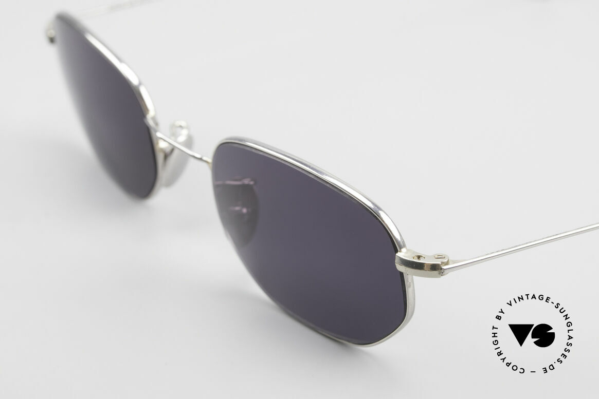 Cutler And Gross 0370 Classic Unisex Sunglasses 90s, extraordinary frame design = unisex model (ladies/gents), Made for Men and Women