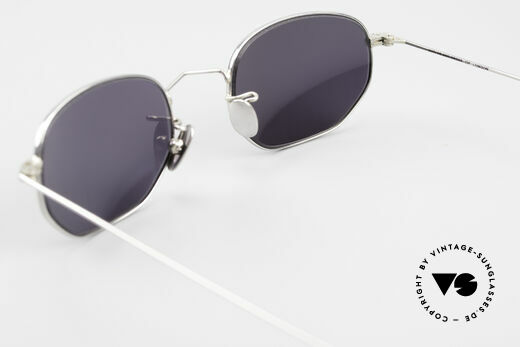 Cutler And Gross 0370 Classic Unisex Sunglasses 90s, NO RETRO fashion, but a unique 20 years old Original!, Made for Men and Women