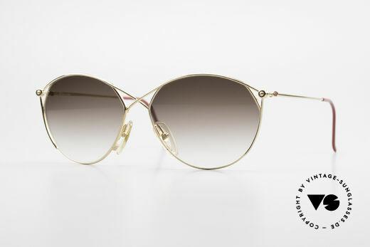 Christian Dior 2390 Ladies Designer Sunglasses Details