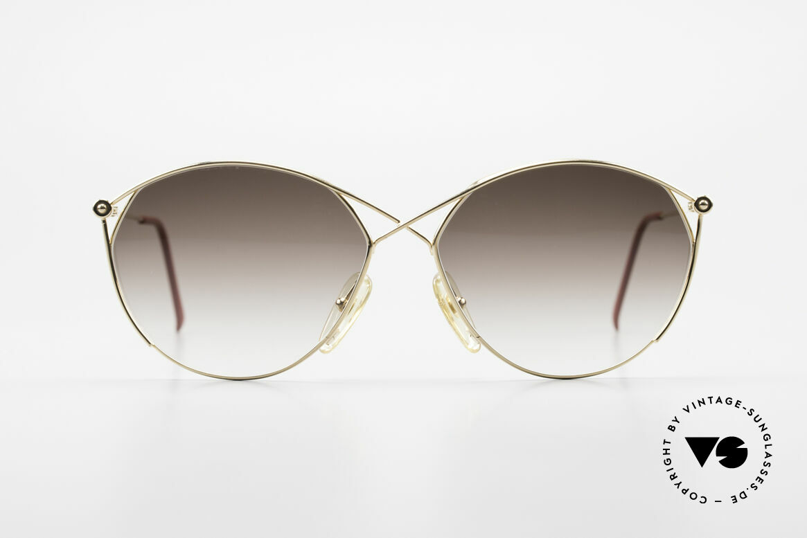 """Christian Dior 2390 Ladies Designer Sunglasses, a """"must-have"""" for every style icon; true vintage, Made for Women"""