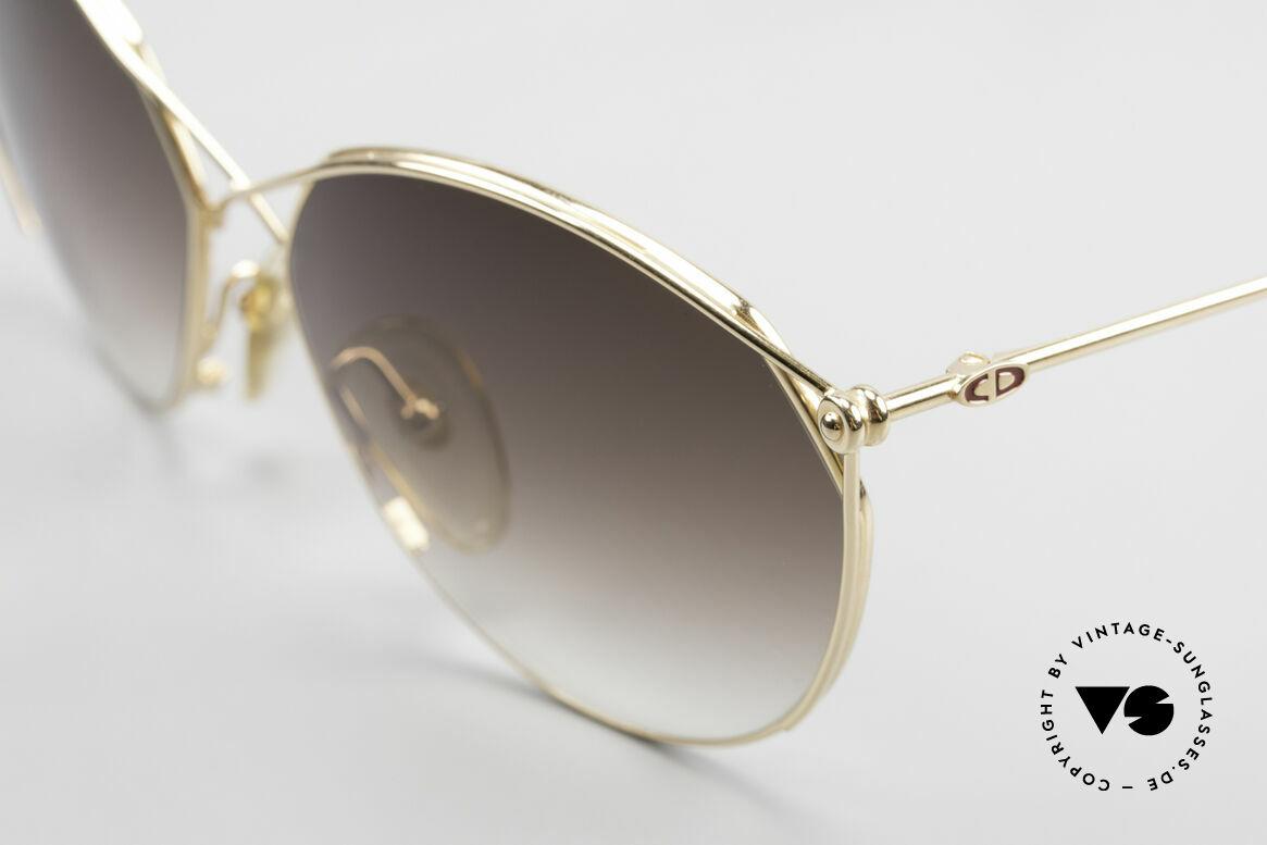 Christian Dior 2390 Ladies Designer Sunglasses, high-end gradient lenses (100% UV protection), Made for Women