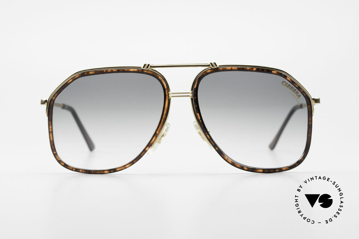 Carrera 5370 Classic Vintage Sunglasses, very comfortable & accordingly pleasant to wear, Made for Men