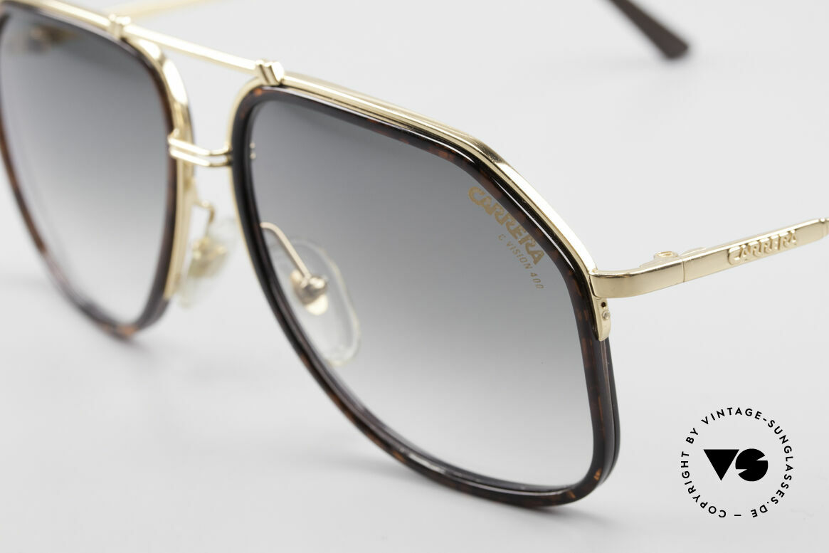 Carrera 5370 Classic Vintage Sunglasses, No RETRO specs, but a rarity from the early 90's, Made for Men