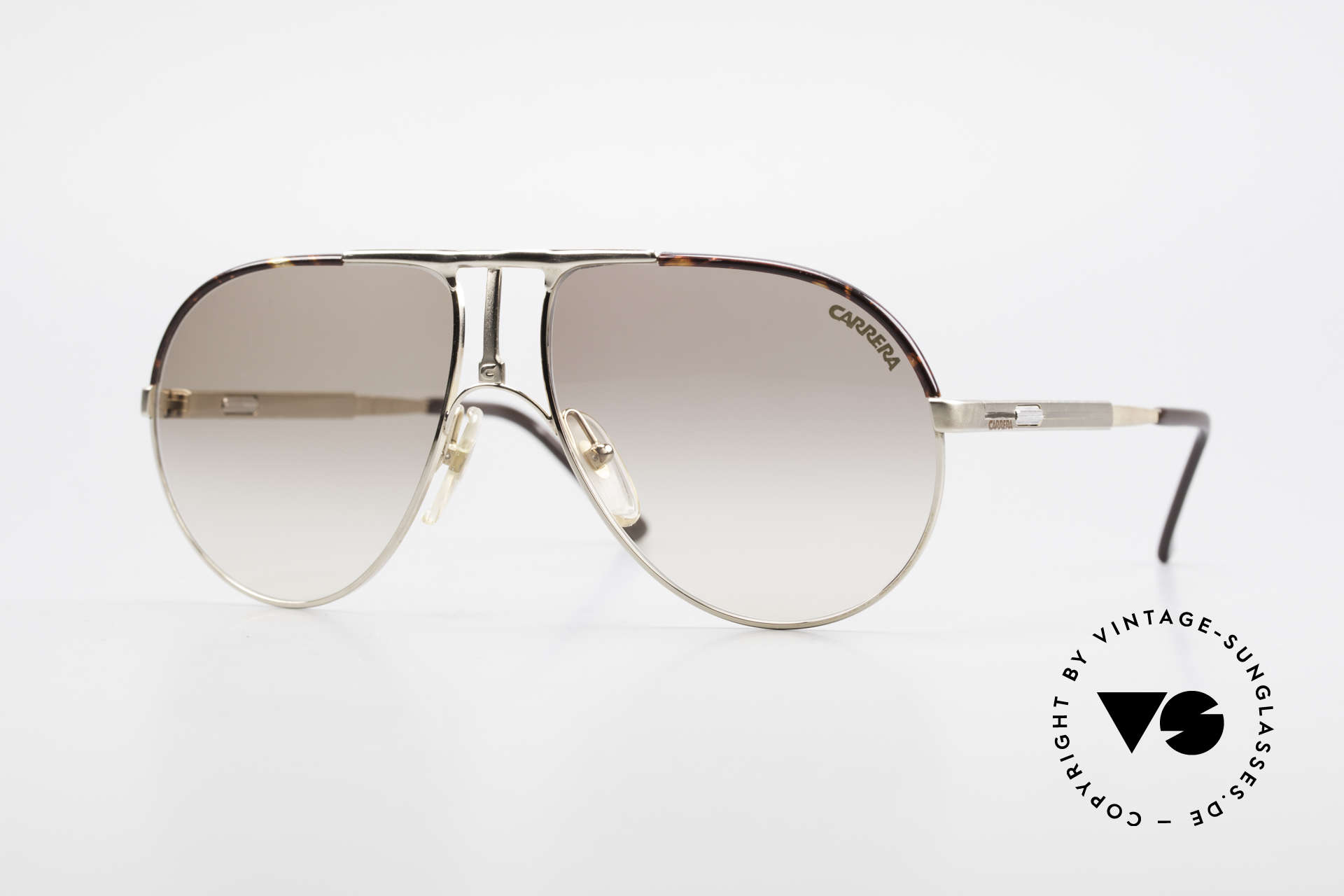 Carrera 5306 Brad Pitt Vintage Sunglasses, famous designer sunglasses by Carrera from the 80s/90s, Made for Men and Women