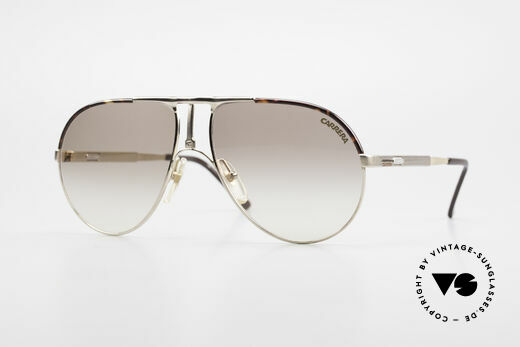 Carrera 5306 Brad Pitt Vintage Sunglasses Details