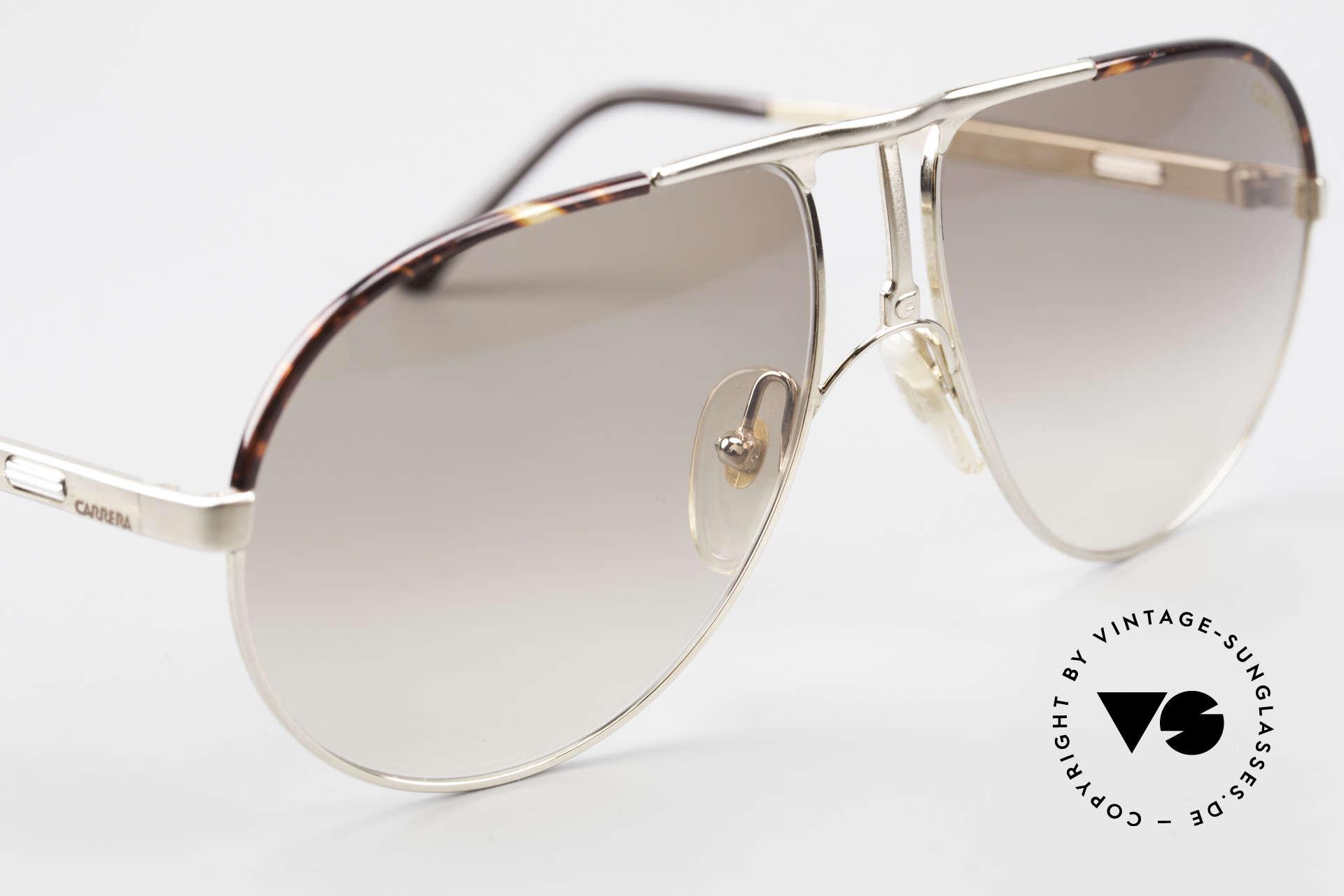 Carrera 5306 Brad Pitt Vintage Sunglasses, unworn; NOS (like all our vintage 'celebrity sunglasses'), Made for Men and Women