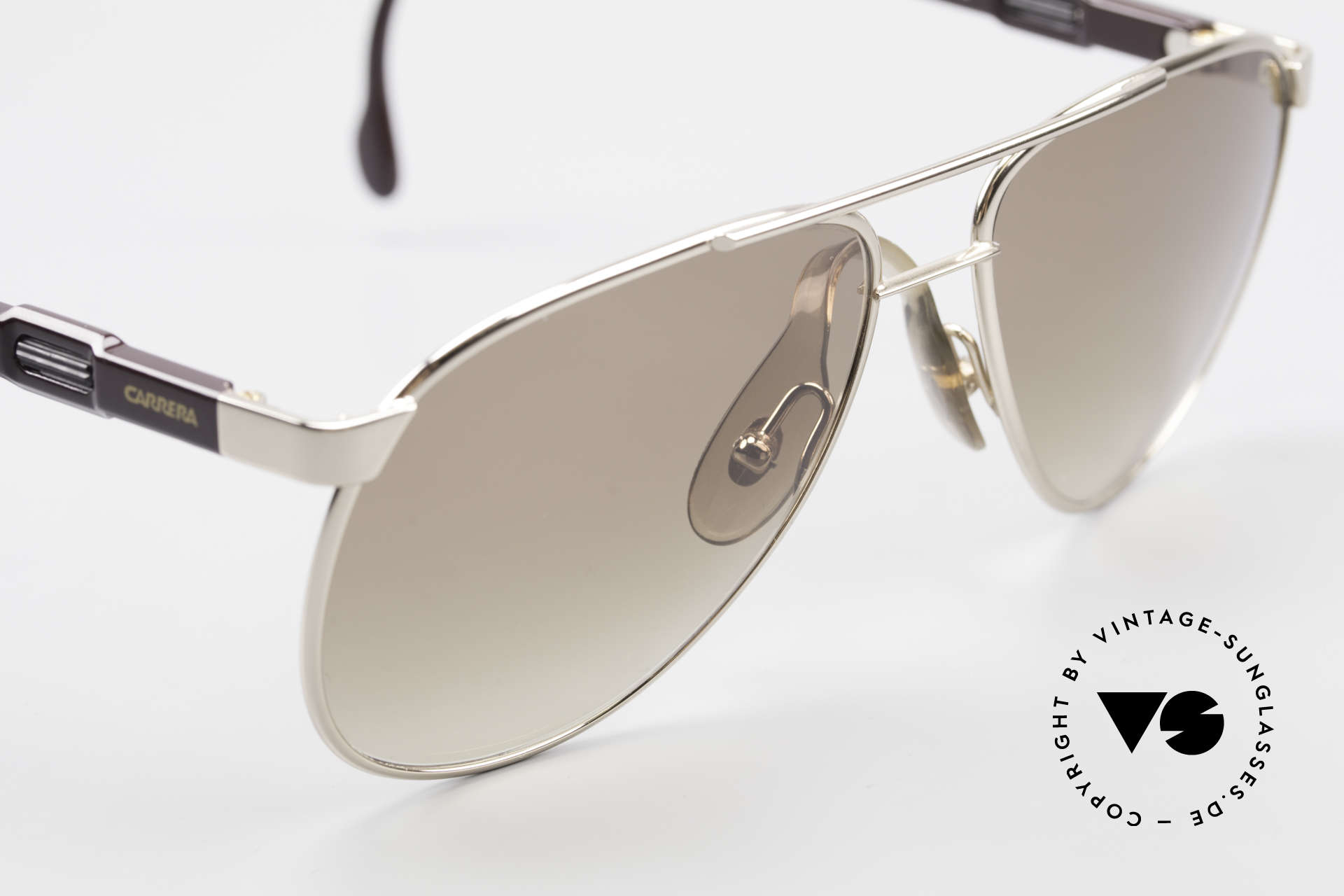 Carrera 5348 80's Vario Sports Sunglasses, NO RETRO fashion, but a rare old original from 1985, Made for Men and Women