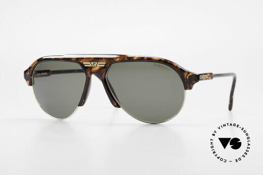 Carrera 5433 Aviator Sunglasses Men 90's Details