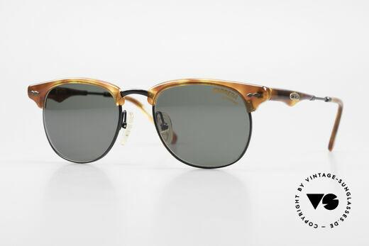 Carrera 5624 Clubmaster Shape Sunglasses Details