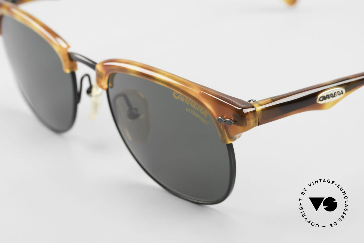 Carrera 5624 Clubmaster Shape Sunglasses, NO retro shades, but a unique 25 years old ORIGINAL, Made for Men
