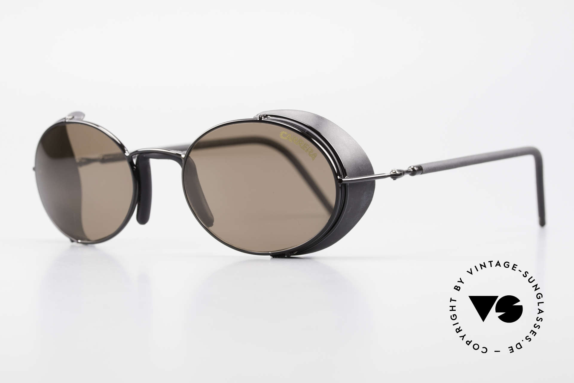 Carrera 5580 Sportsglasses Steampunk 90's, called as 'steampunk sunglasses' or 'industrial design', Made for Men and Women