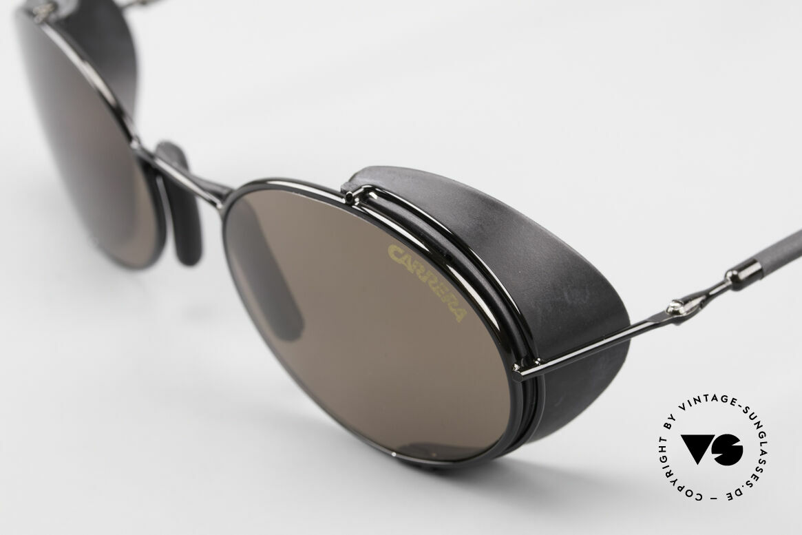 Carrera 5580 Sportsglasses Steampunk 90's, unworn rarity (like all our vintage shades) from 1995, Made for Men and Women