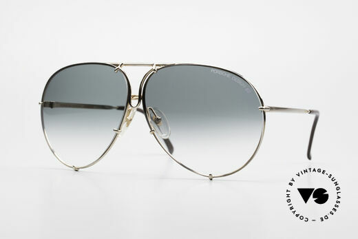 Porsche 5623 Black Mass Movie Sunglasses Details