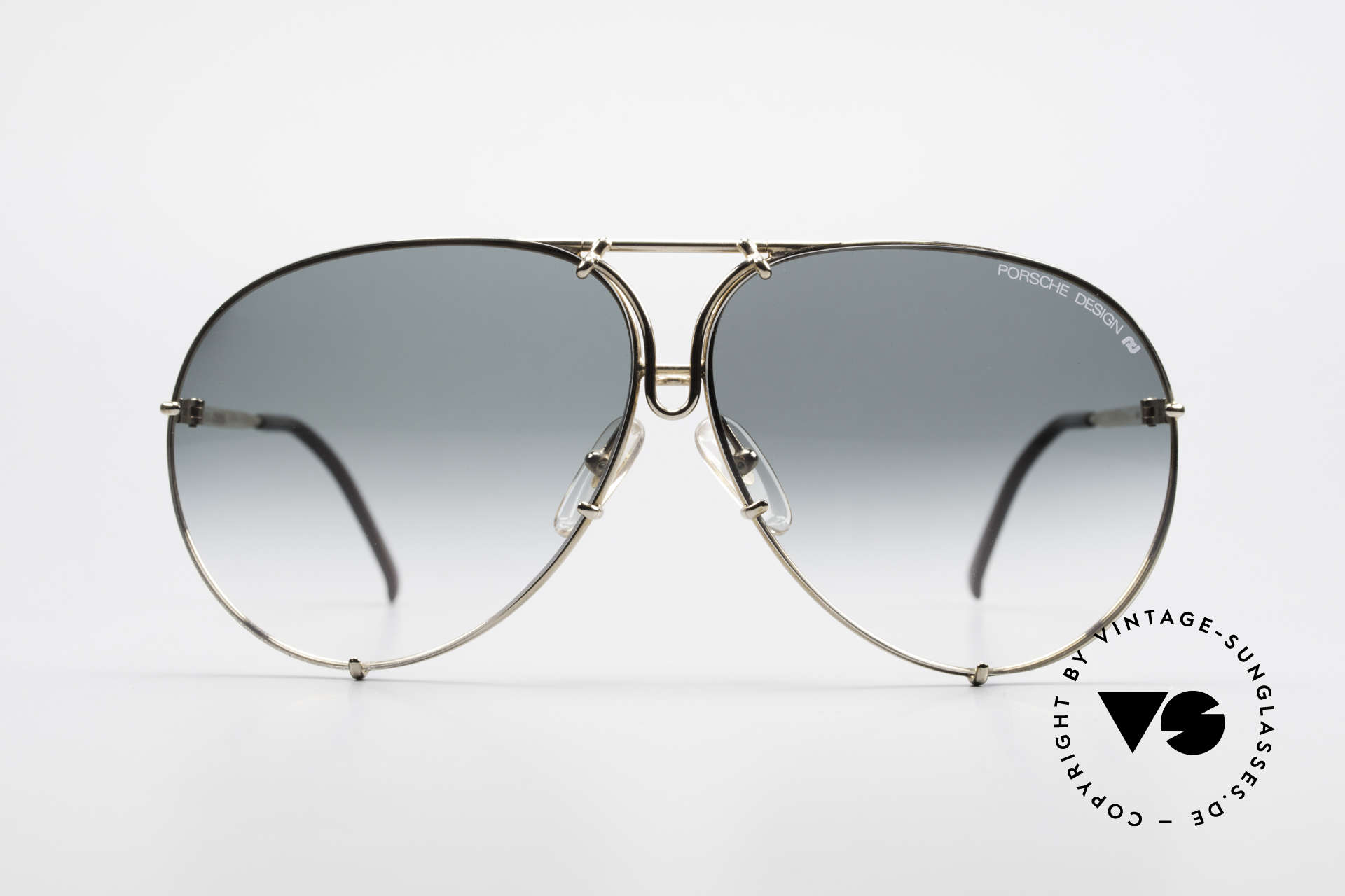 Porsche 5623 Black Mass Movie Sunglasses, one of the most wanted vintage models, worldwide, Made for Men and Women