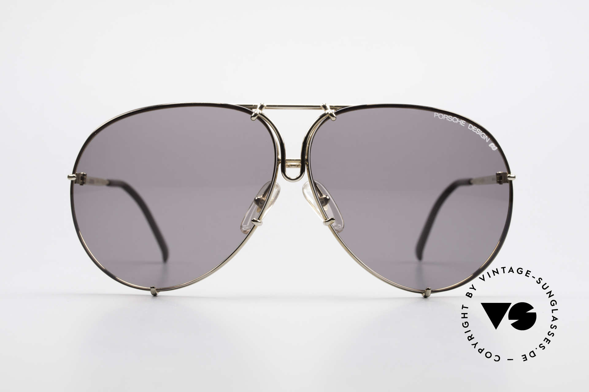 Porsche 5623 Black Mass Movie Sunglasses, unworn rarity + orig. Porsche case (collector's item), Made for Men and Women