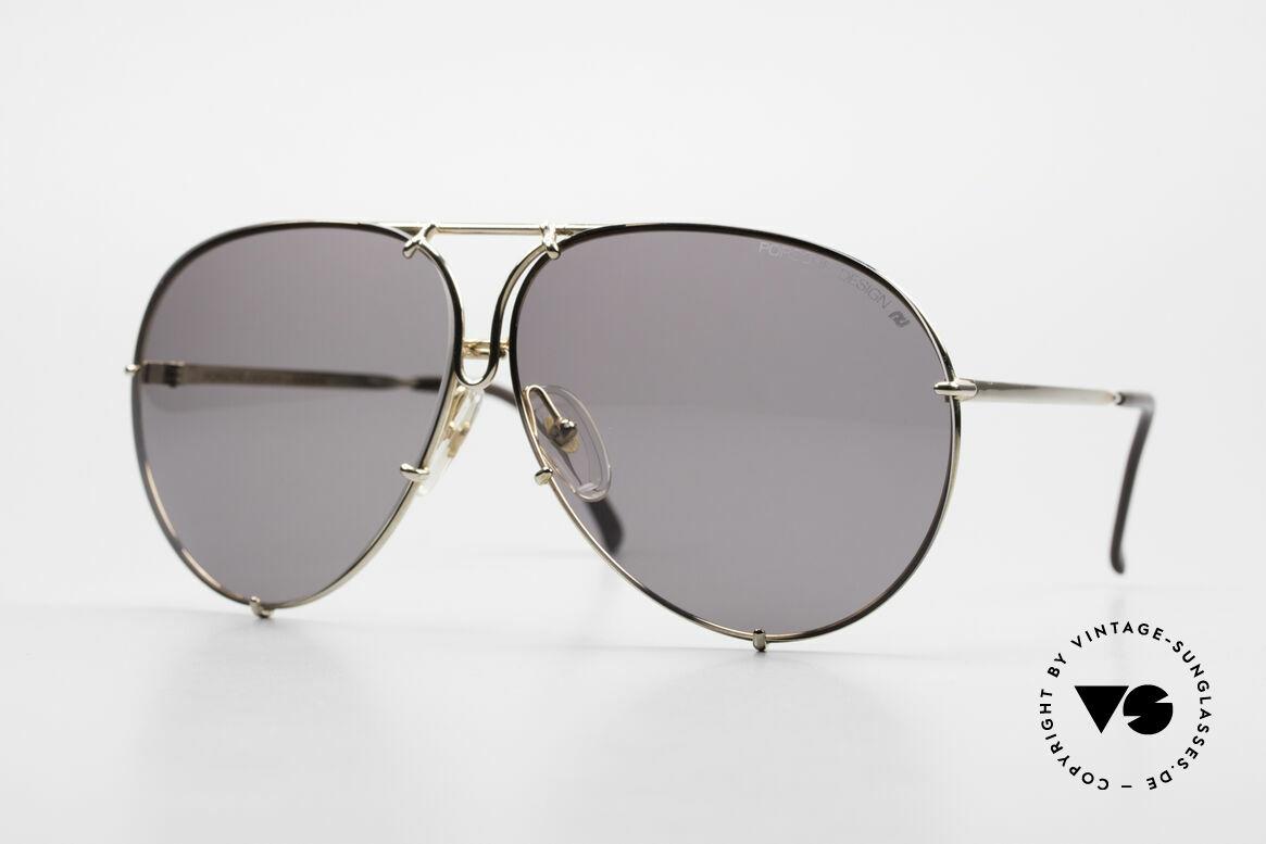 Porsche 5623 Black Mass Movie Sunglasses, NO RETRO SUNGLASSES, but a 30 years old original, Made for Men and Women