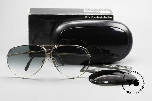 Porsche 5623 Black Mass Movie Sunglasses, model 5623 = 80's SMALL size (MEDIUM size, today), Made for Men and Women