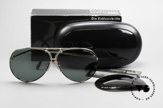 Porsche 5623 80's Interchangeable Lenses, model 5623 = 80's SMALL size (MEDIUM size, today), Made for Men and Women