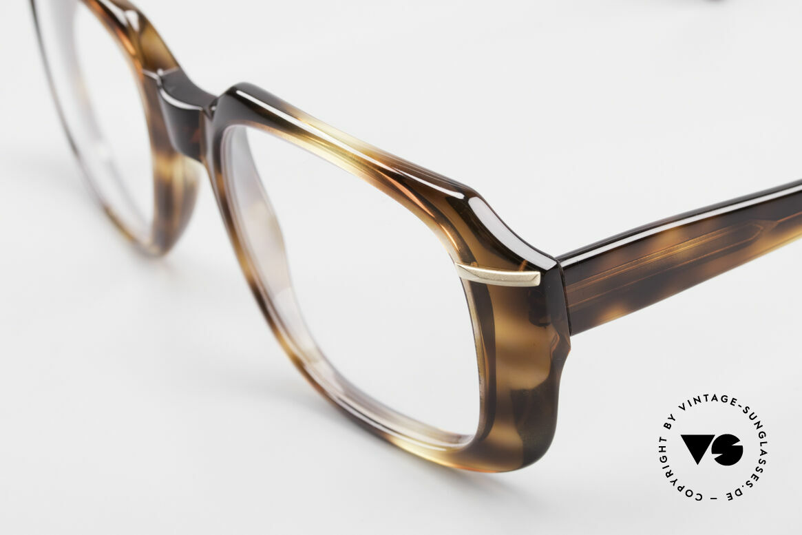 Silhouette M2062 80's Old School Eyeglasses, built to last (the frame fits lenses of any kind !), Made for Men