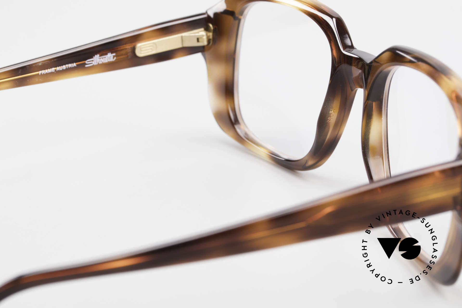 Silhouette M2062 80's Old School Eyeglasses, NO retro frame, but truly 'OLD SCHOOL' vintage!, Made for Men