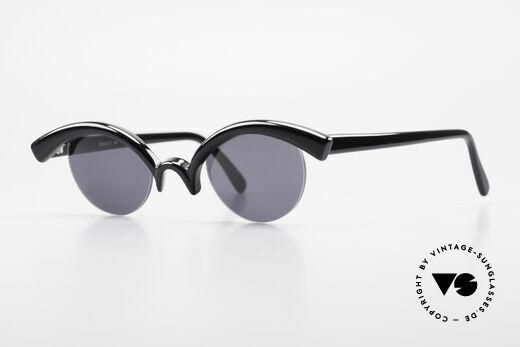 Design Maske Berlin - Ethno Artful Vintage Sunglasses 90s Details