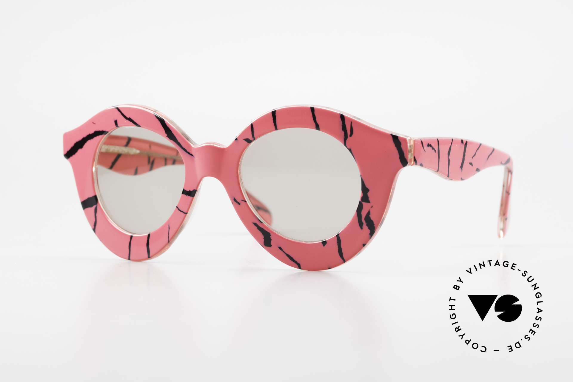 Michèle Lamy - Rita True Connoisseur Sunglasses, true vintage connoisseur / insider sunglasses, Made for Women