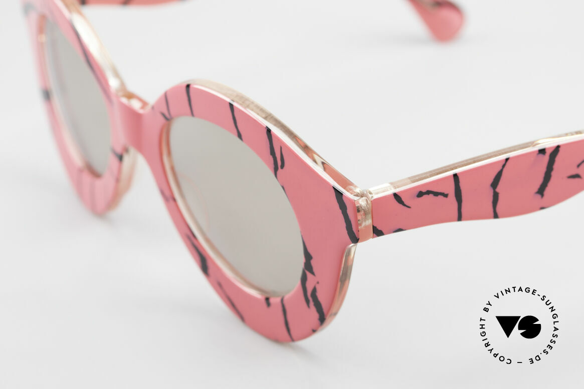Michèle Lamy - Rita True Connoisseur Sunglasses, shape, color and pattern speak for themselves, Made for Women