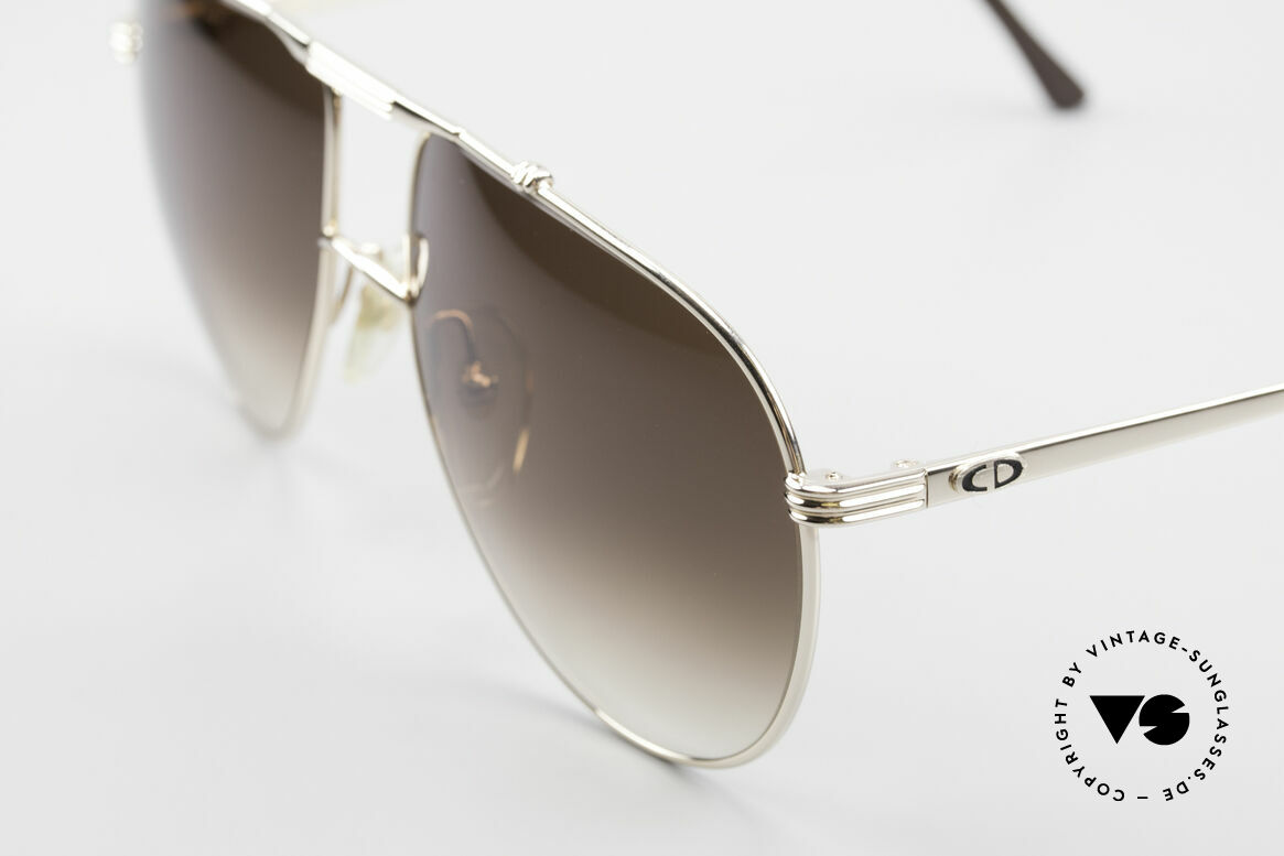 Christian Dior 2248 XL 80's Monsieur Sunglasses, new old stock (like all our rare vintage C. Dior eyewear), Made for Men