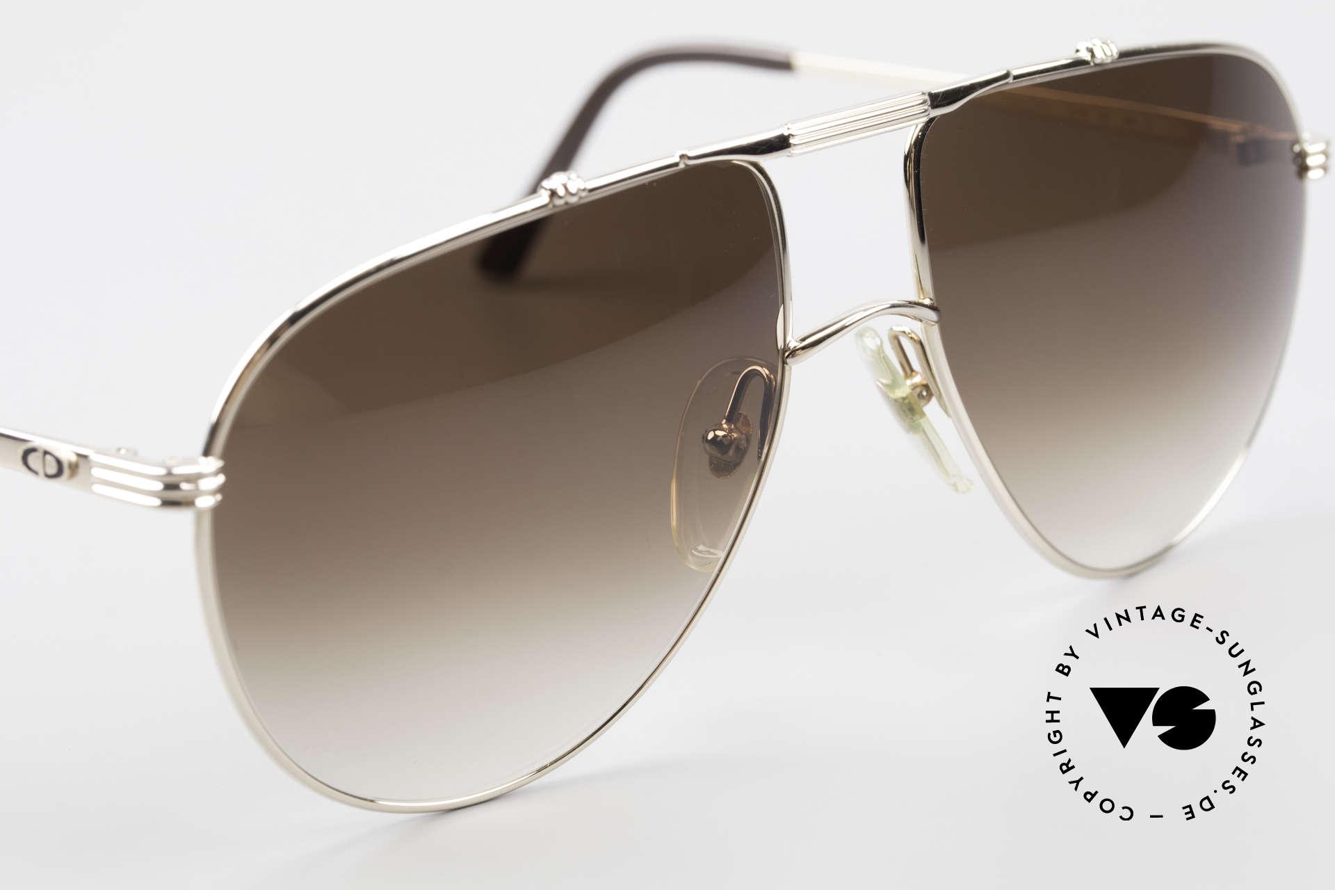 Christian Dior 2248 XL 80's Monsieur Sunglasses, NO RETRO SUNGLASSES; but a 30 years old ORIGINAL, Made for Men