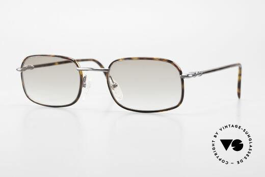 Christian Dior 2058 Classic 90's Sunglasses Men Details