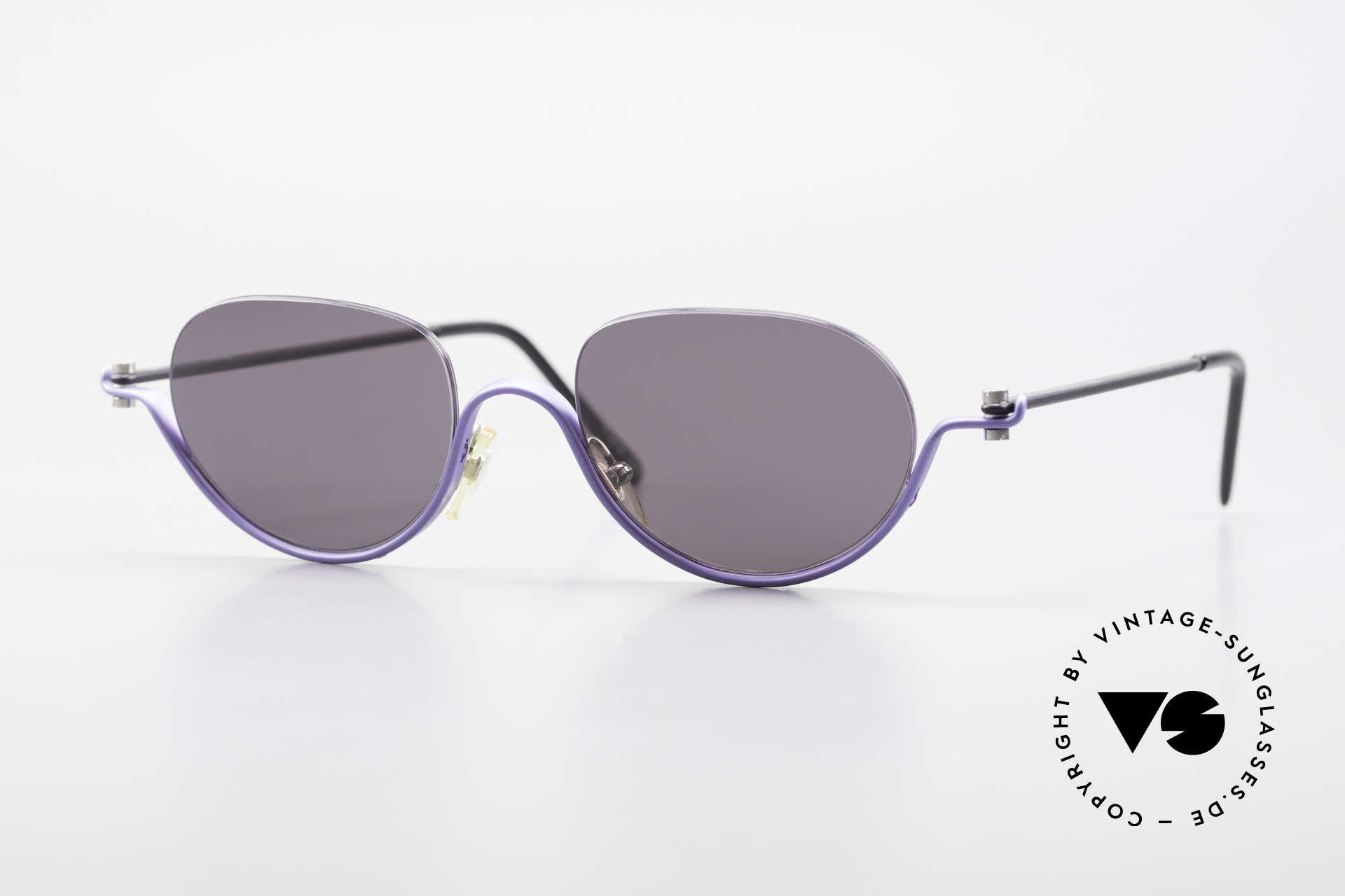 ProDesign No8 Gail Spence Design Eyeglasses, Pro Design N°EIGHT - Optic Studio Denmark Shades, Made for Women