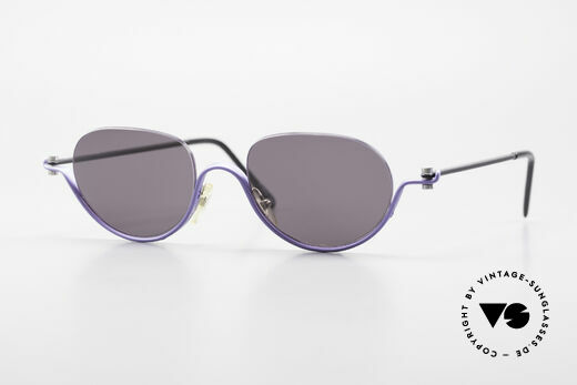 ProDesign No8 Gail Spence Design Eyeglasses Details