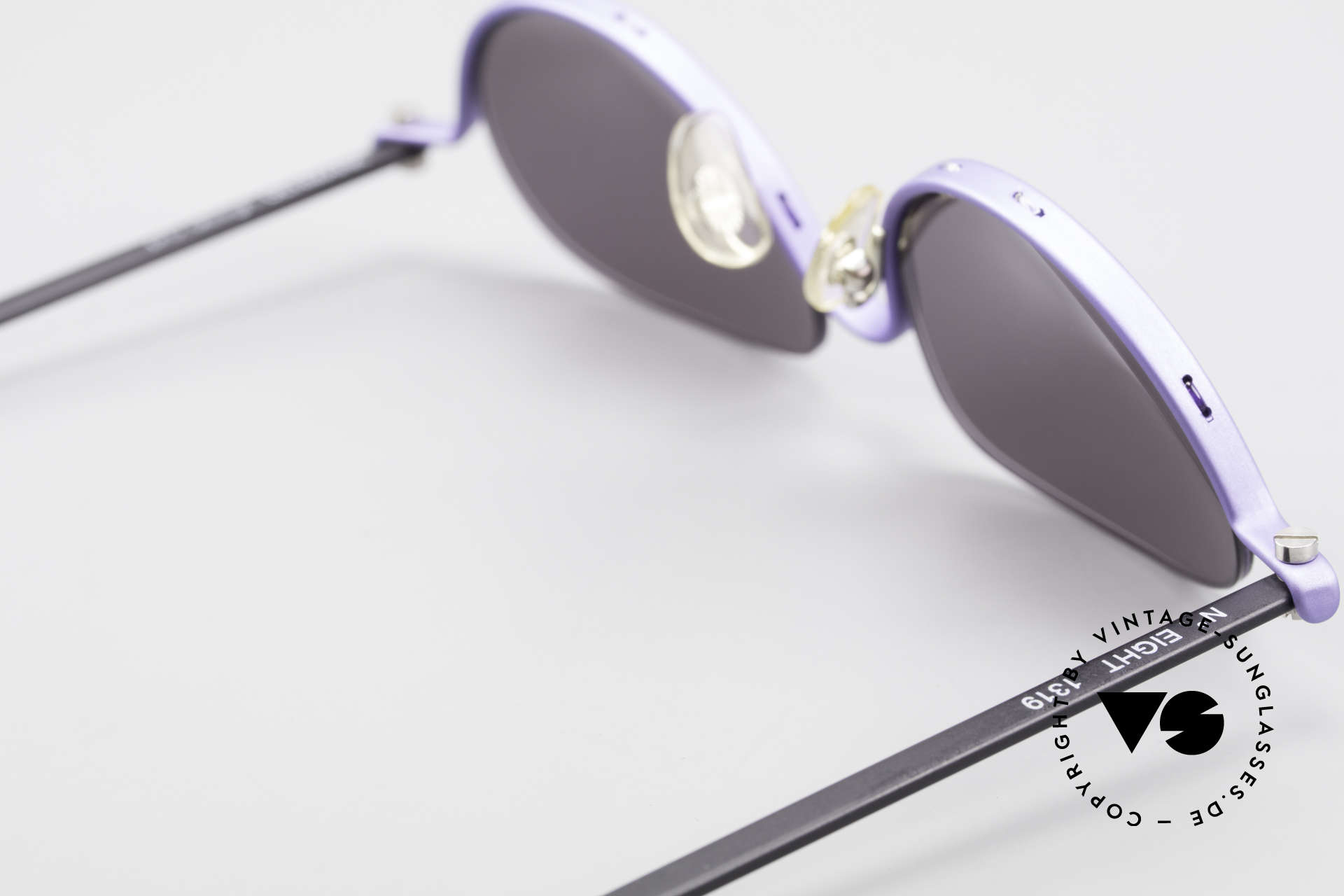 ProDesign No8 Gail Spence Design Eyeglasses, sun lenses could be replaced with prescription lenses, Made for Women