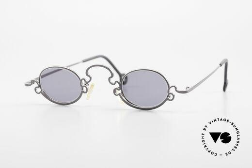 Theo Belgium Puzzle Spaghetti Sunglasses Ladies Details