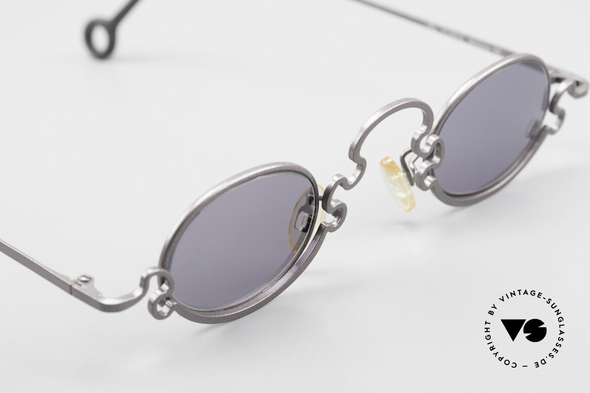 Theo Belgium Puzzle Spaghetti Sunglasses Ladies, never worn, one of a kind; Theo shades for all who dare!, Made for Women
