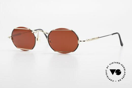 Cazal 781 Vintage Designer Sunglassses Details