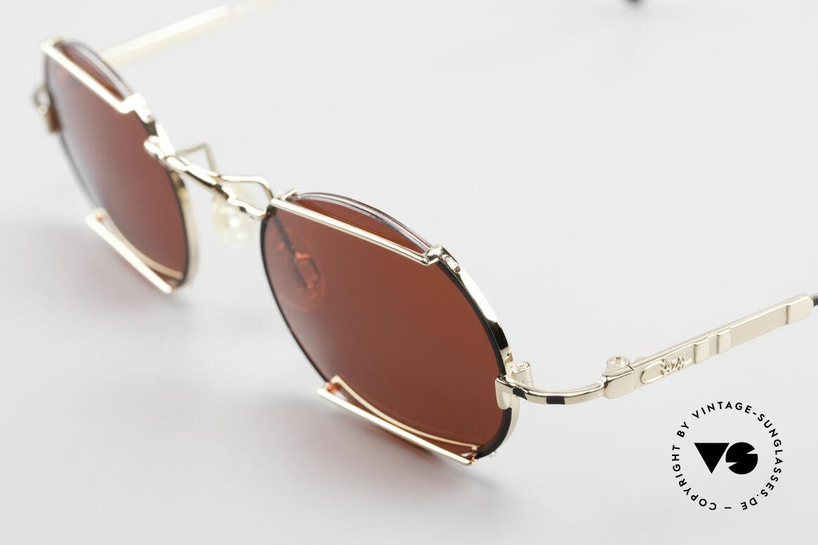 Cazal 781 Vintage Designer Sunglassses, new old stock (like all our rare Cazal eyewear), Made for Men and Women