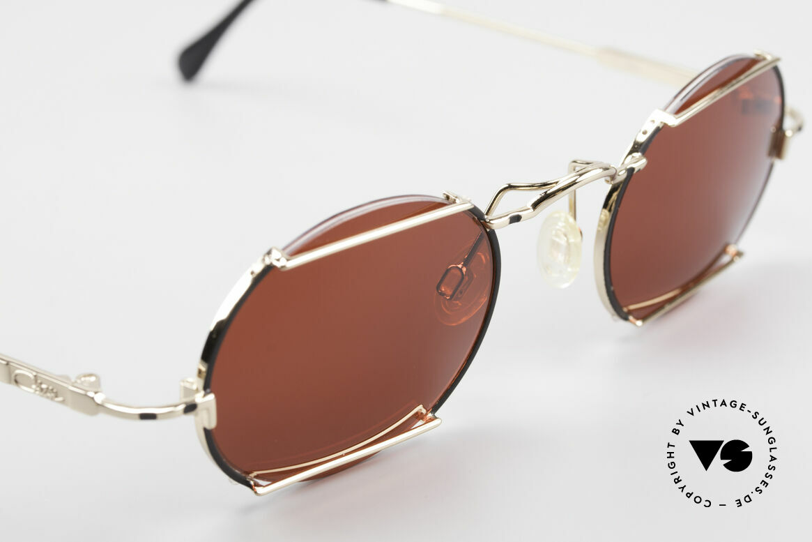 Cazal 781 Vintage Designer Sunglassses, NO RETRO shades; a 20 years old ORIGINAL!, Made for Men and Women