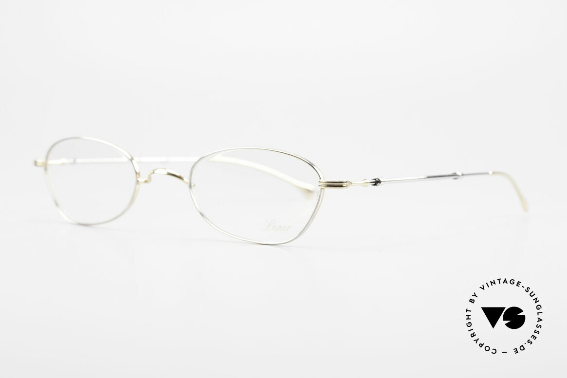"""Lunor - Telescopic Extendable Frame For Ladies, well-known for the """"W-bridge"""" & the plain frame designs, Made for Women"""
