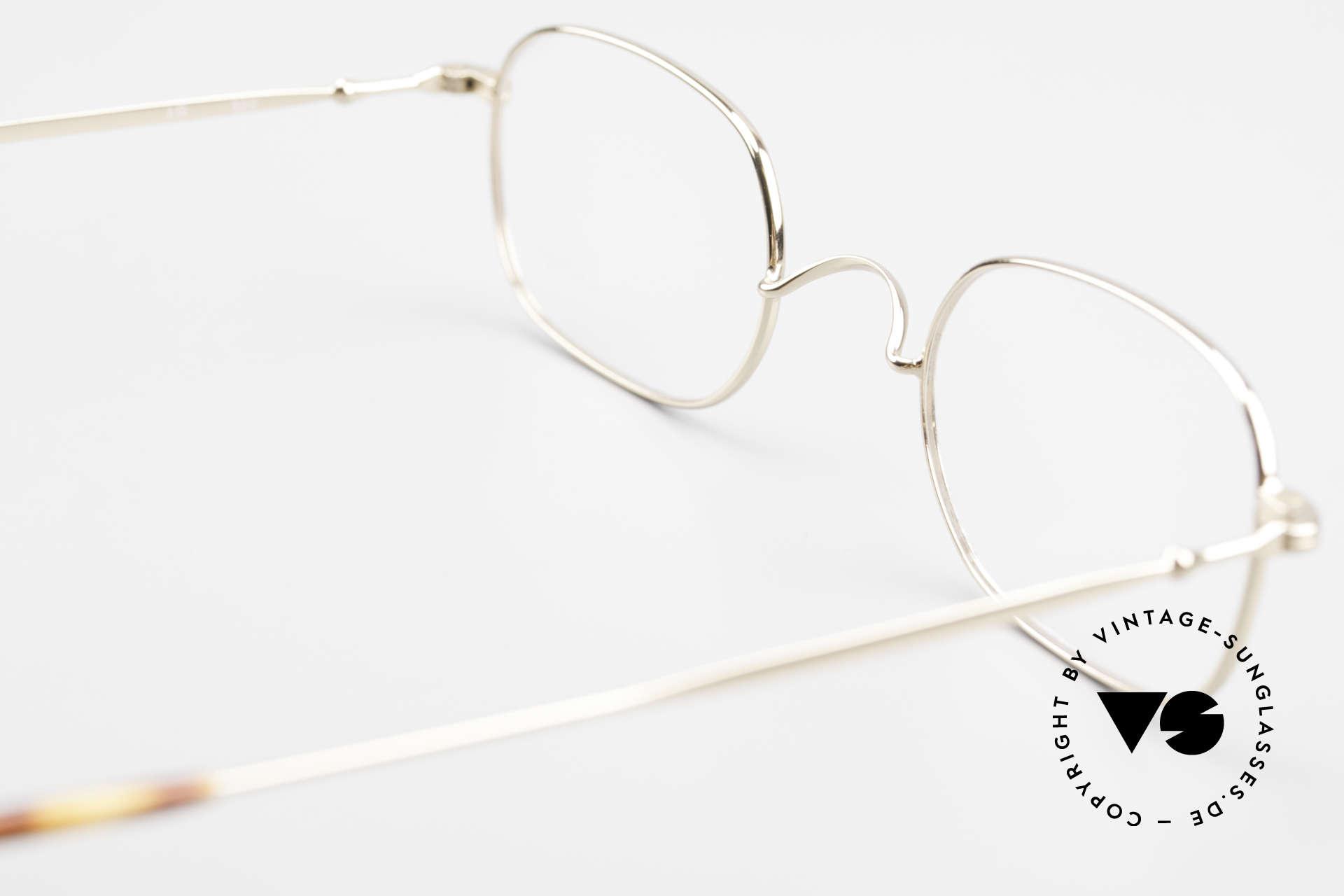 Lunor 322 Classic Vintage Eyeglasses 90s, NO RETRO EYEGLASSES; but a luxury vintage ORIGINAL, Made for Men and Women