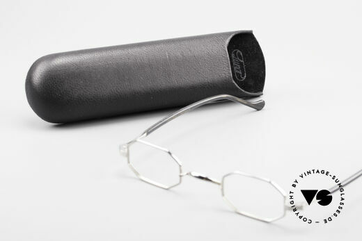Lunor Octag II-A Octagonal Vintage Eyeglasses, Size: extra small, Made for Men and Women
