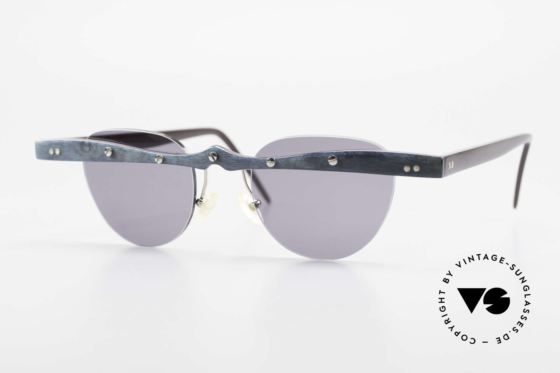 Theo Belgium Upsylon 90's Buffalo Horn Sunglasses, Theo Belgium: the most self-willed brand in the world, Made for Men and Women