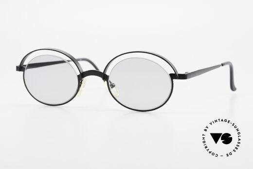 Theo Belgium Lady 90s Crazy Designer Sunglasses Details
