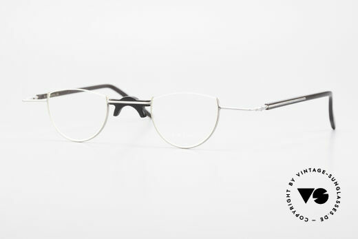 Wolfgang Katzer Fil 5 Genuine Horn Reading Glasses Details