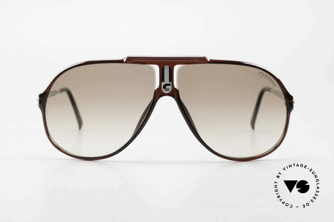 Carrera 5590 3 Sets Interchangeable Lenses, frame made of durable and long-living OPTYL material, Made for Men