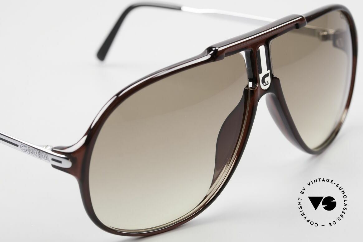 Carrera 5590 3 Sets Interchangeable Lenses, green Ultrasight & brown C-EXTREME & brown-gradient, Made for Men