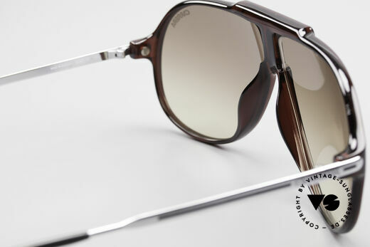 Carrera 5590 3 Sets Interchangeable Lenses, unworn (like all our rare vintage Optyl Carrera eyewear), Made for Men