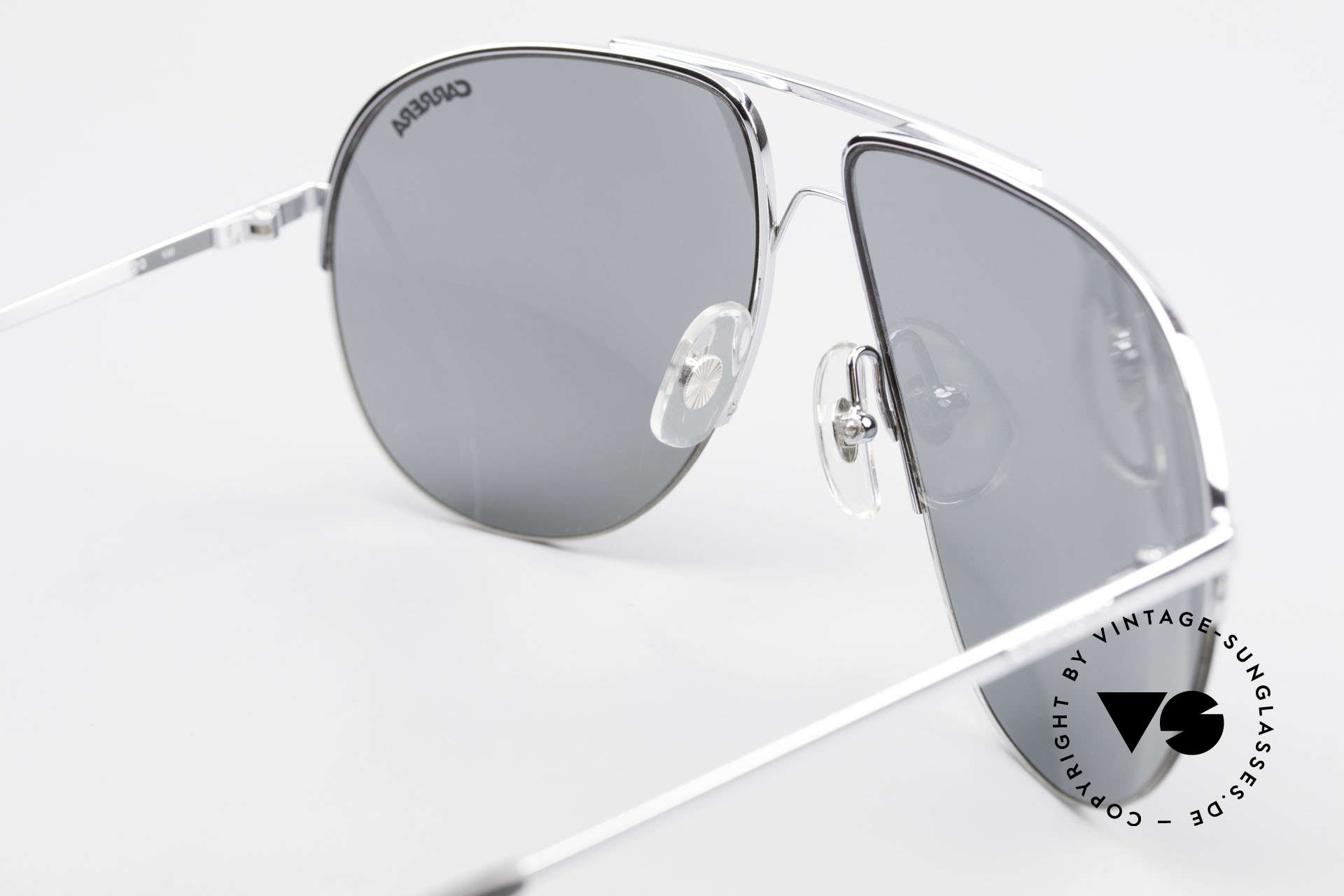 Carrera 5589 Large 80's Aviator Sunglasses, NO RETRO shades; but a 30 years old ORIGINAL, Made for Men